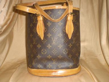 Louis Vuitton Bucket Purse